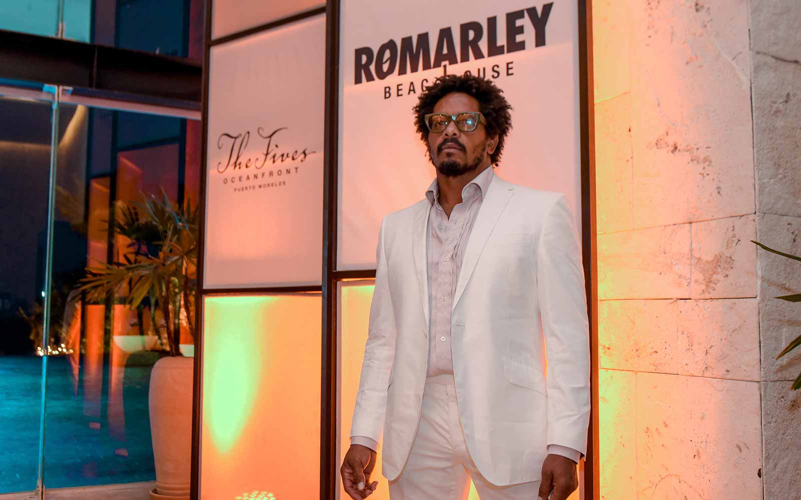 Rohan marley the fives oceanfront